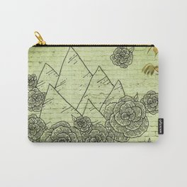 Green Hills Carry-All Pouch