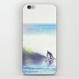 Vintage Tide iPhone Skin