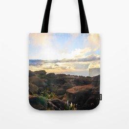 Sunset at roraima Tote Bag
