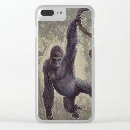 J.A.K Clear iPhone Case