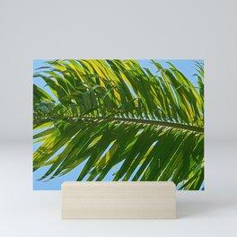 Palm Trees 3 Mini Art Print