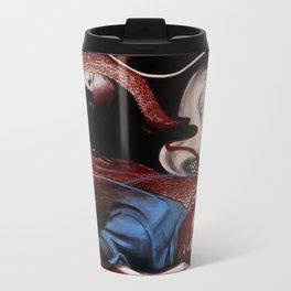 Water Serpents II Travel Mug