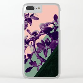 Jade there Clear iPhone Case