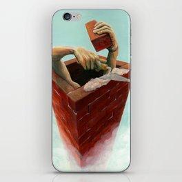 Walls iPhone Skin