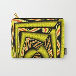 Have a little orange with your lemon... Carry-All Pouch