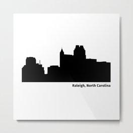 Ralleigh, North Carolina Metal Print