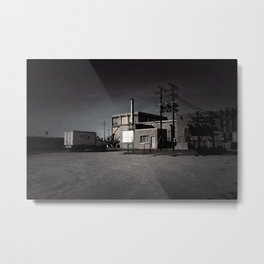 TCM #6 - Slaughterhouse Metal Print