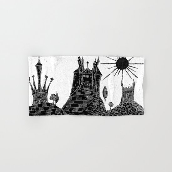 Bubu´s castle Hand & Bath Towel