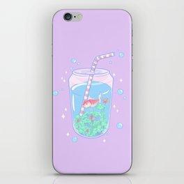 Koi Fish Can II iPhone Skin