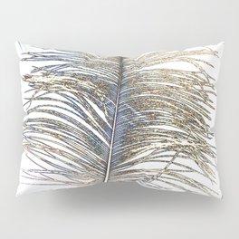 Ostrich Gold Pillow Sham