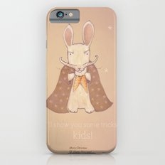 Christmas creatures- Bunny The Magician Slim Case iPhone 6s