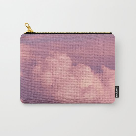 Cloudscape I Carry-All Pouch