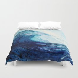 Waves II Duvet Cover