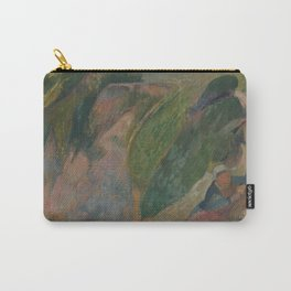 The Flageolet Player on the Cliff Carry-All Pouch