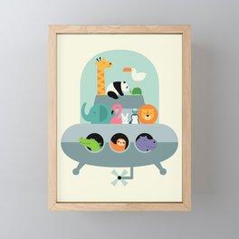 Expedition Framed Mini Art Print