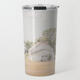 Church, Fort Clark, ND 1 Travel Mug