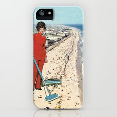 Dry Cleaning iPhone (5, 5s) Slim Case