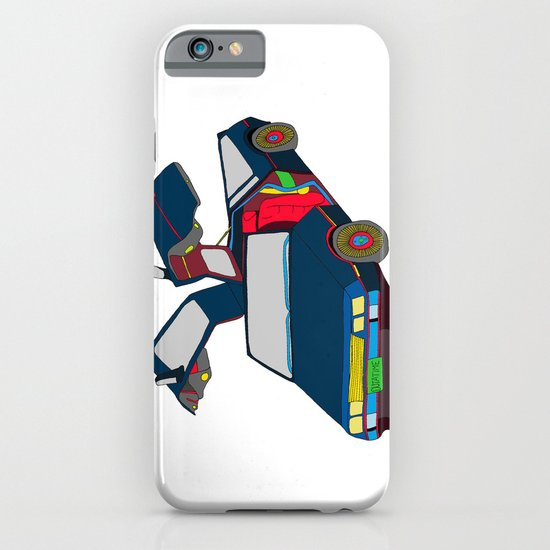 Cool Boys Like Flying Cars iPhone & iPod Case