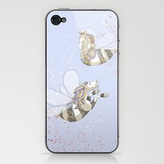 Horse Bees iPhone & iPod Skin
