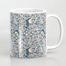 Baby Penguin Pattern Coffee Mug