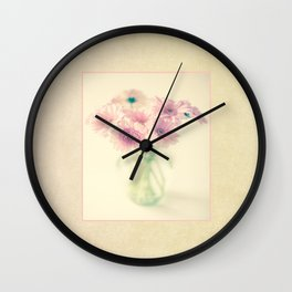 Freeze Frame Wall Clock