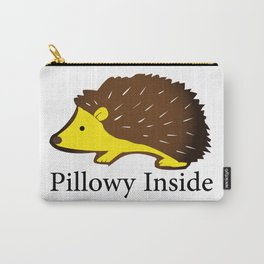 Pillowy Inside Carry-All Pouch