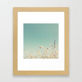 My Summer of Love Framed Art Print