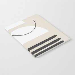 Abstract Modern Art Notebook