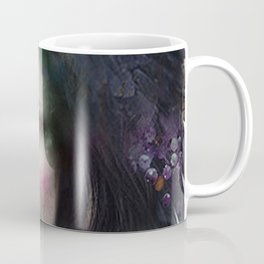 Girl of October Coffee Mug