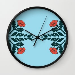 Botany Ocho y Media Wall Clock