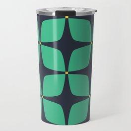 Jasmine Blue Travel Mug