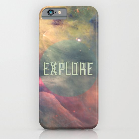 Explore III iPhone & iPod Case