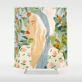 Meera Shower Curtain