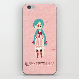 """Bimbiminkia"" - Cosplayer iPhone Skin"