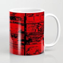 RED - Anne Frankenstein Book I - Resurrection  Coffee Mug