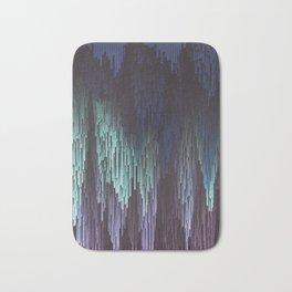 Abstract Waterfall Bath Mat