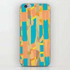 Split Seconds iPhone & iPod Skin