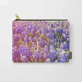 Bluebonnets! Carry-All Pouch