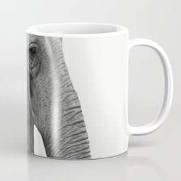 Elephant Animal Photography Coffee Mug