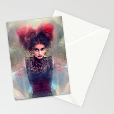 Dark Beauty  Stationery Cards
