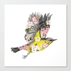 Bird I Canvas Print