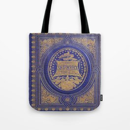 The Shipwreck Book Tote Bag