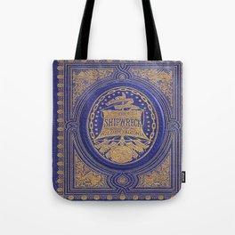 The Shipwreck Book Tote Bag