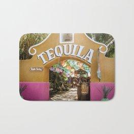 Tequila Tasting Bath Mat