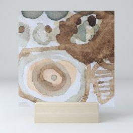 Emergent ecologies Mini Art Print