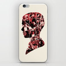 Stranger Things iPhone Skin