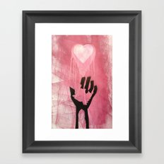 Just Out of Reach Framed Art Print