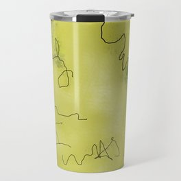 The Wall Travel Mug
