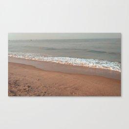 50 Shades of Beach Canvas Print