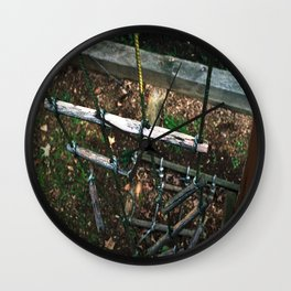 JUNGLE GYM Wall Clock